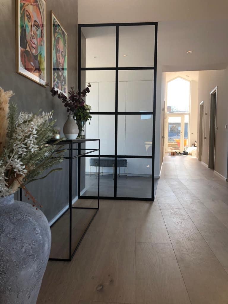 glasvæg-new yorker væg-skillevæg-glasvaeg