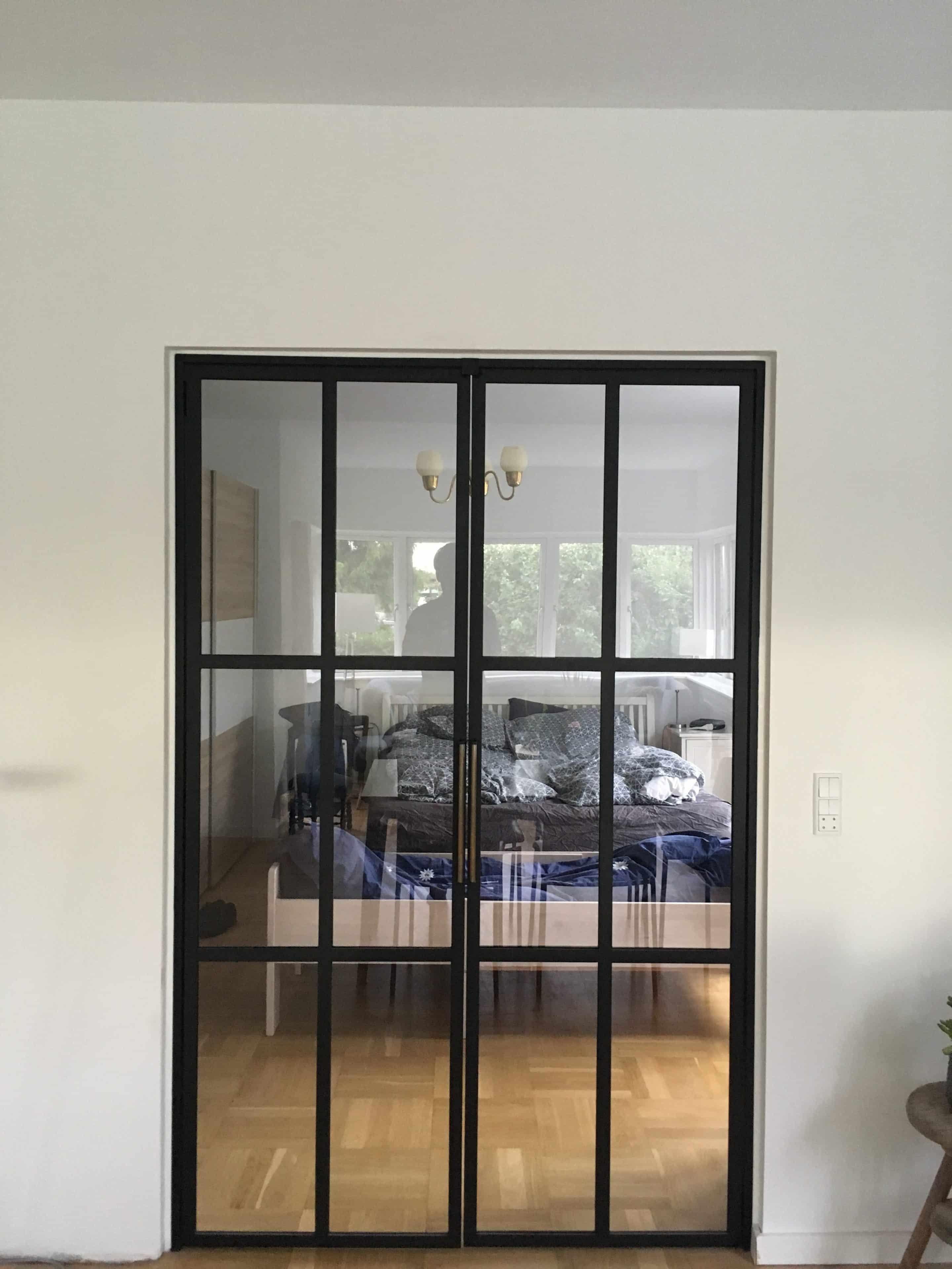 glasvæg stue-glasvæg soveværelse-glasvægge-new yorker væg