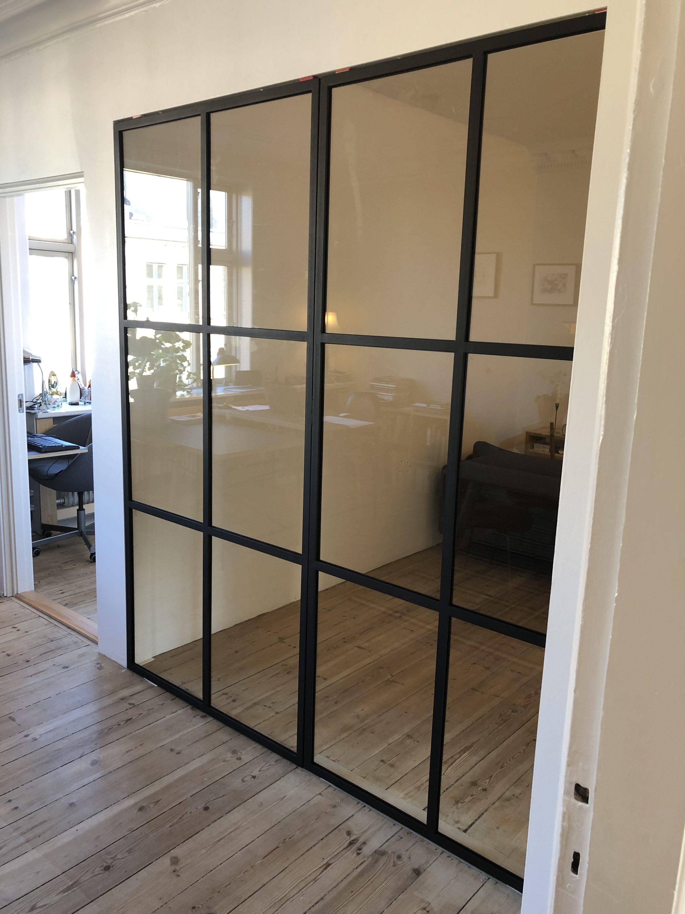 glasvæg stue-glasvaeg-new yorker væg-glasvæg pris