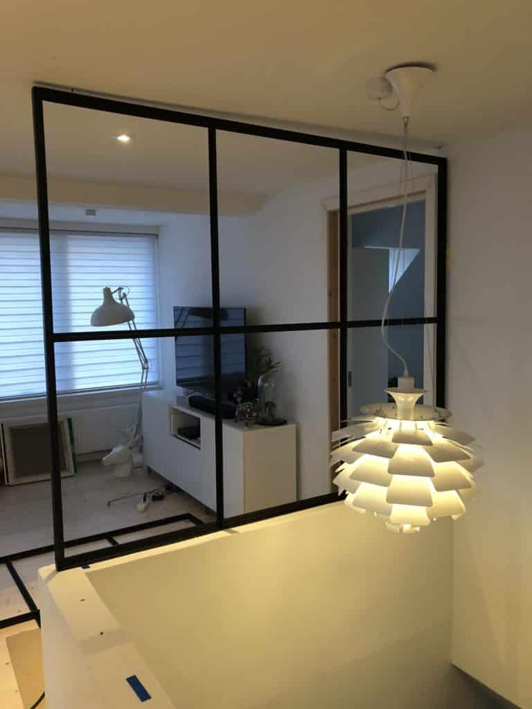 glasvæg trappe-glasvæg-new yorker væg