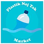 plastik nej tak-nej tak til plastik-plastikmærket