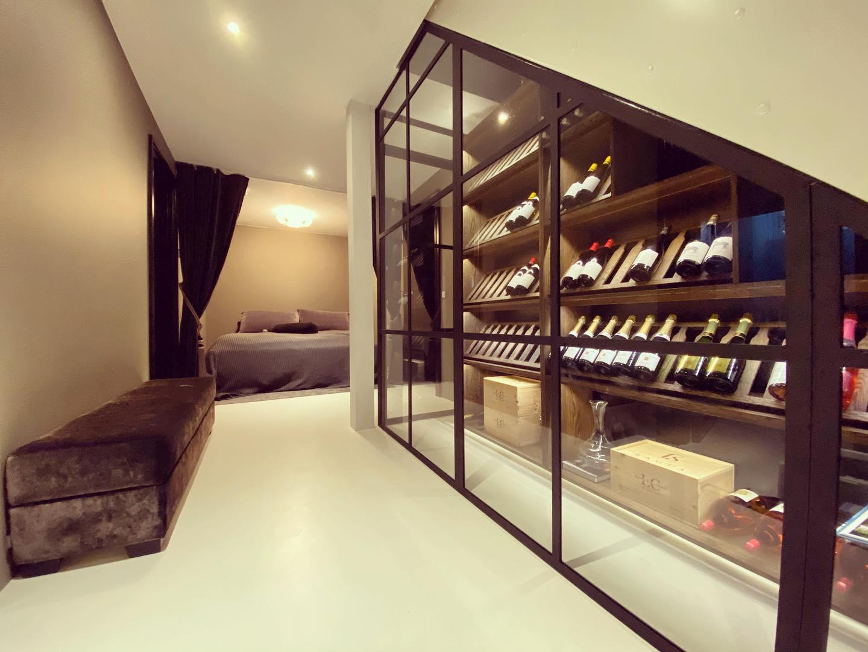 vinskab-vin køleskab-vinkælder-vinrum-kælder til vin-new Yorker vinrum