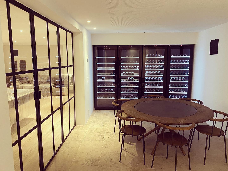 vinkælder-vinrum-kælder til vin-new Yorker vinrum